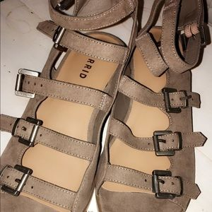 Torrid sandal heel